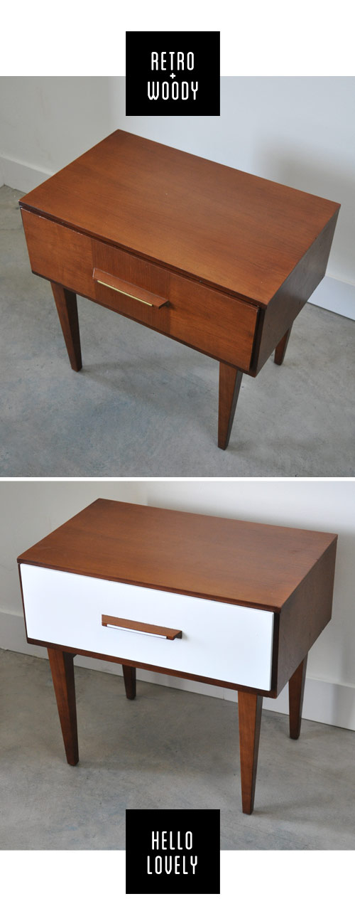 How To Build A Nightstand Cabinet