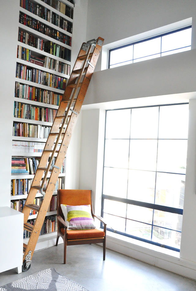 Rolling Ladder Visualheart