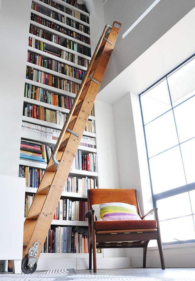 putnam rolling ladder – Rolling Ladders for Bookcases