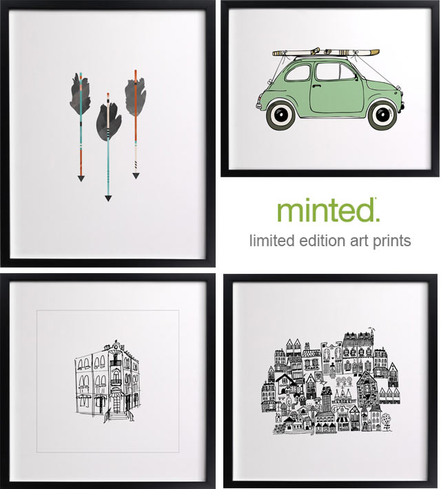 minted art prints
