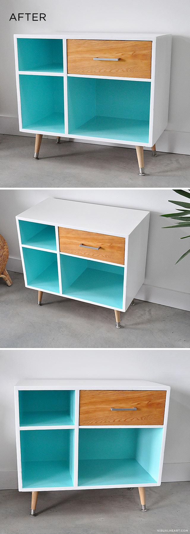 Mid Century Modern Style Cabinet